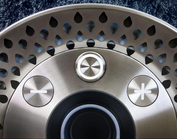 Противоток FLUVO XANAS c сенсорным управлением 3