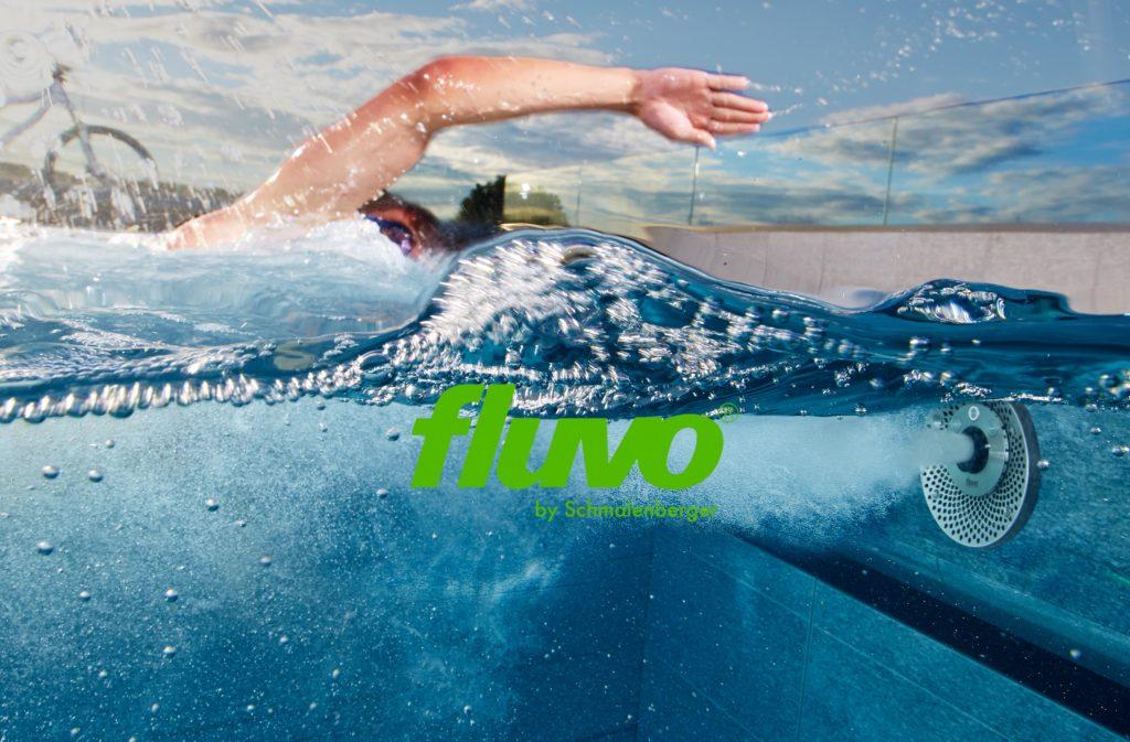 Противоток FLUVO XANAS c механическим управлением 10
