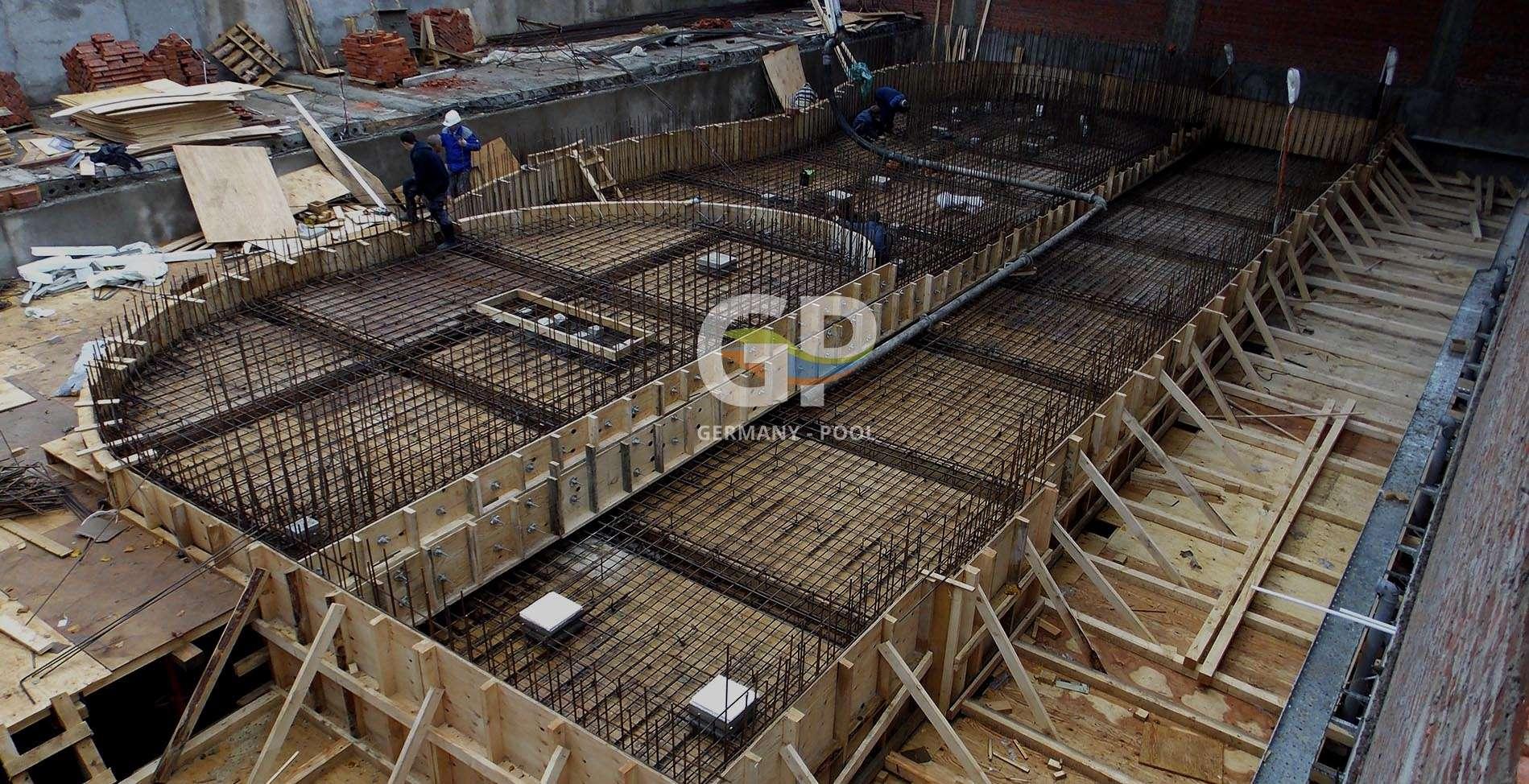 Строительство бассейнов 4