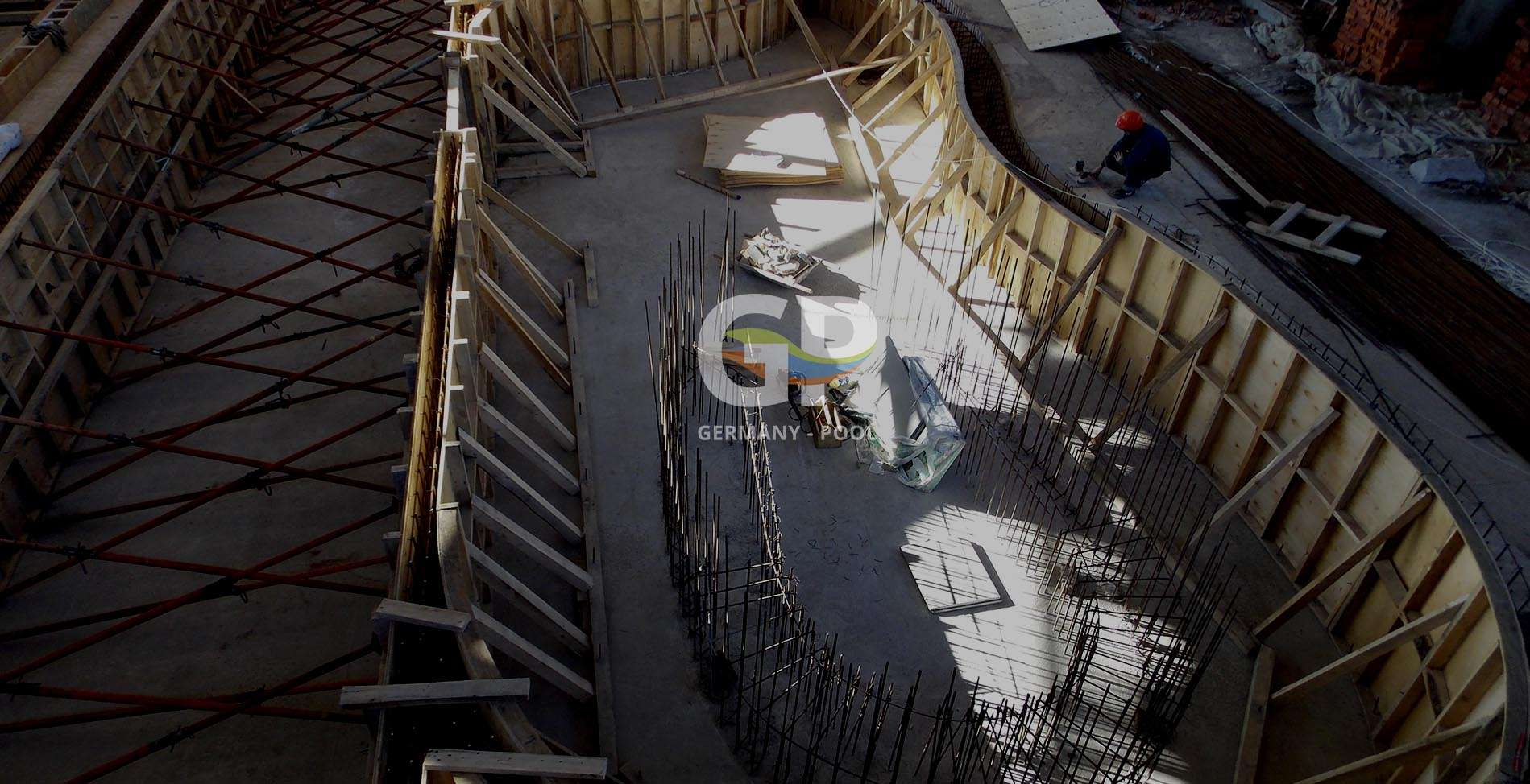 Строительство бассейнов 5