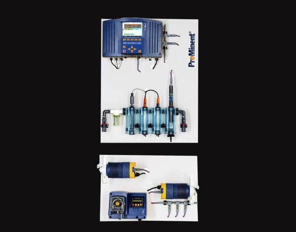 Автоматическая станция дозации BEHNCKE Dulcopool Dulcomarin II  pH/Redox/Chlor для общественных бассейнов 1