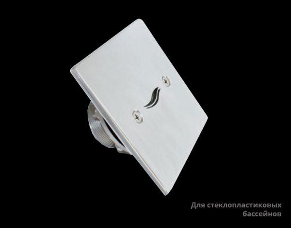 Донный слив BEHNCKE ТИП 150 (квадратный) 2