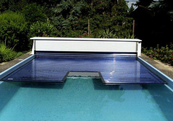 Покрытие для бассейна «Compact» 1