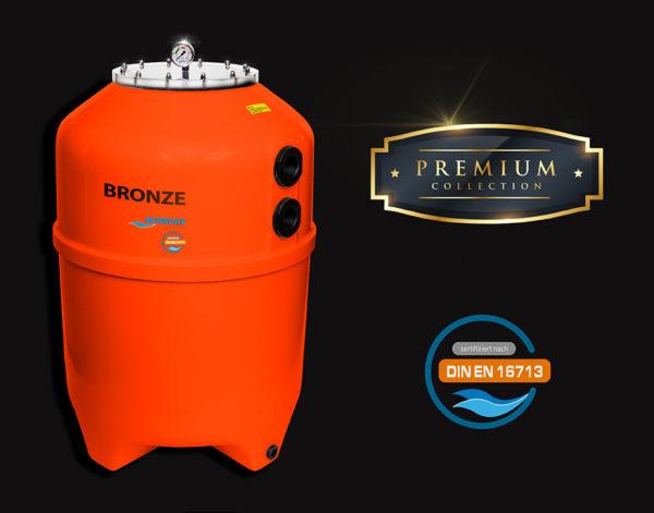 Фильтровальные установки GP BRONZE 1