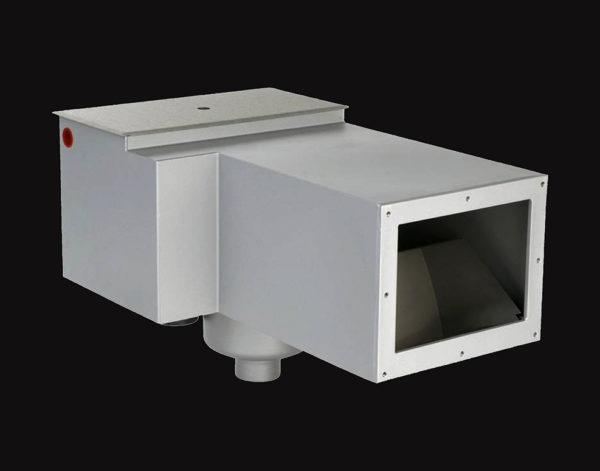 Комплект скиммера тип BEHNCKE В400 / B401 (для стеклопластиковых бассейнов) 1