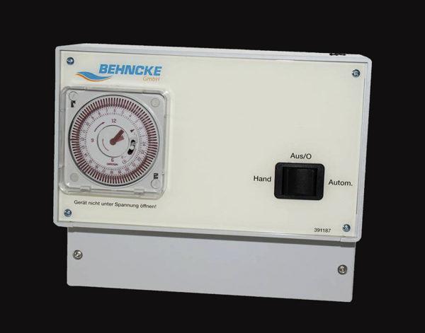Блок управления скиммерными бассейнами Basic I (без термостата) 1