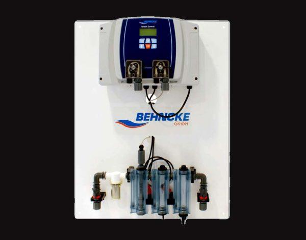 Автоматическая станция дозации BEHNCKE Splash Control pH/Redox 1