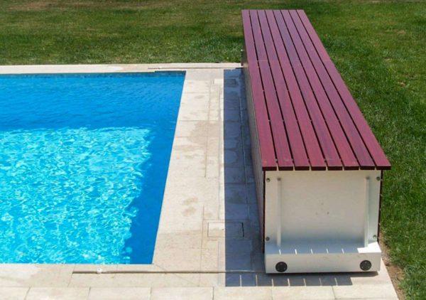 Покрытие для бассейна «Mobil» 1