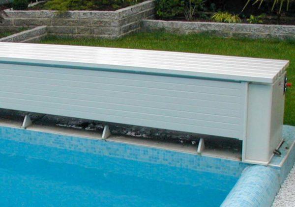 Покрытие для бассейна «Compact» 2