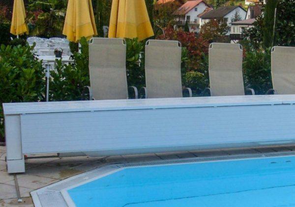Покрытие для бассейна «Mobil» 2