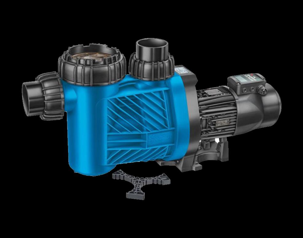 Технология подготовки воды - частный бассейн 1