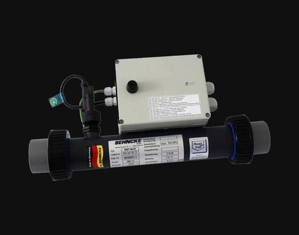 Электронагреватель BEHNCKE EWT 60-25 с переключателем потока 1