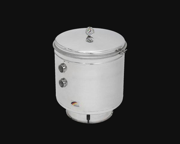 Фильтровальная емкость BEHNCKE 1020  из нержавеющей стали 1