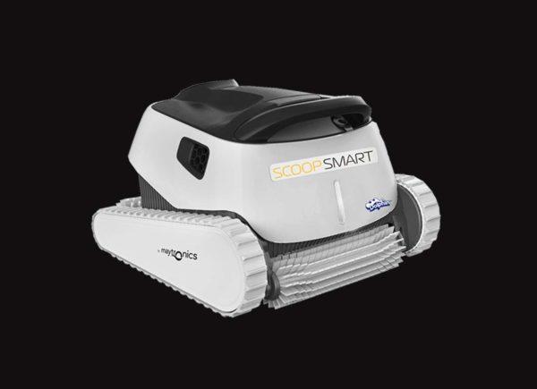 Робот - пылесос BEHNCKE для чистки бассейна Scoop Smart Cleaner 1