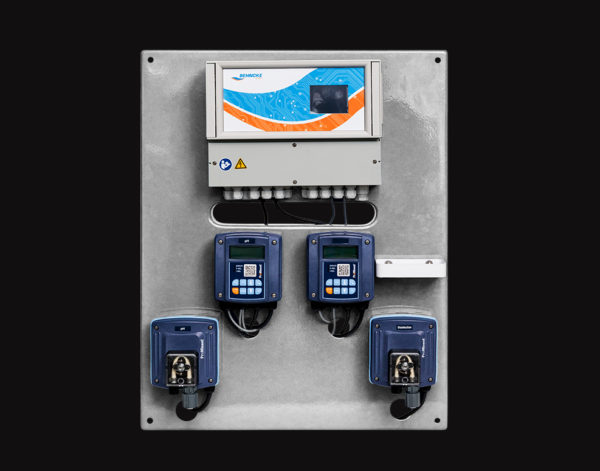 Станция дозации BEHNCKE aqua Vision® SMART pH/RedOx 1