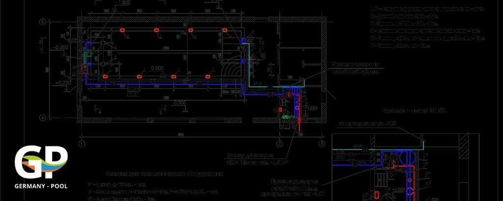 Строительство бассейнов по немецким технологиям 1
