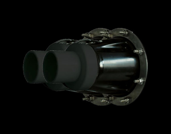 Противоток FLUVO X-jet 80 (одноструйный) 3