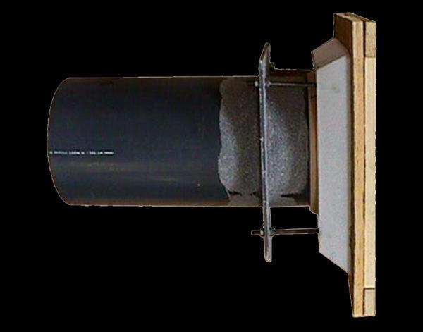 Комплект FLUVO Водяной гриб Midi, Ø2600 мм., H 1800 мм., 120 м³/ч 4