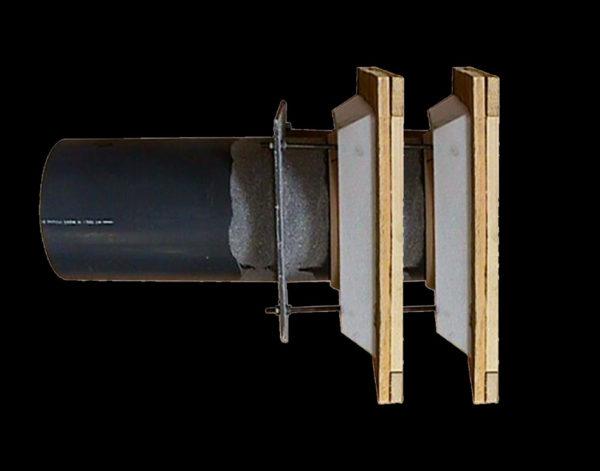 """FLUVO """"Водяной гриб каскадный Midi"""",  Ø2500 мм., высота 2950 мм., 150 м³/ч 4"""