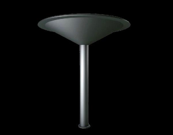 FLUVO Водяной гриб каскадный Midi, Ø2500 мм., H 2950 мм., 150 м³/ч 1