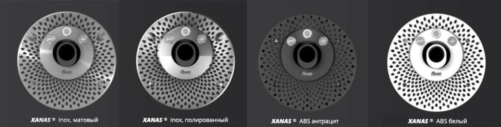 Противоток FLUVO XANAS c механическим управлением 9