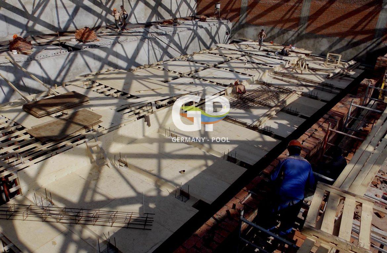 Строительство бассейнов по немецким технологиям 49