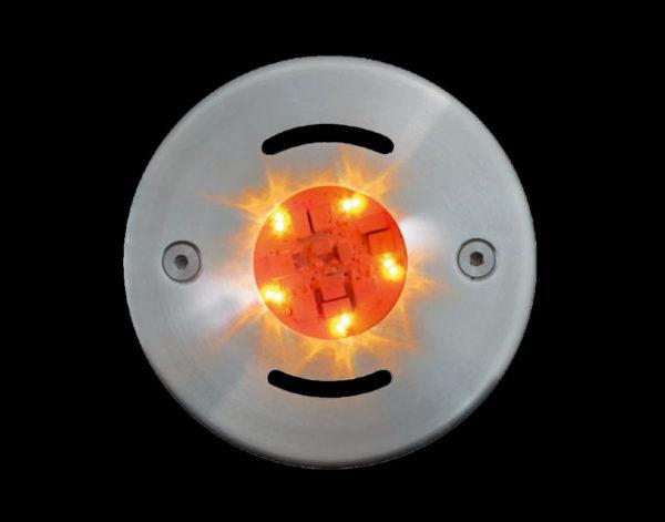 Подводные прожектора FLUVO SPOT RGB, DN 105 мм. 1