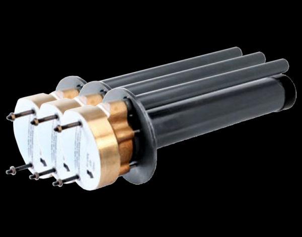Гидромассажные форсунки FLUVO pro pulsive 7 м³/ч (3 шт.) 2