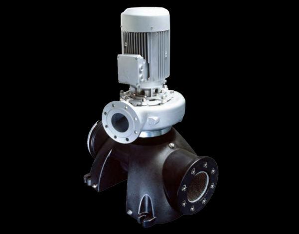 Высокопроизводительный насос FLUVO тип optimo-F 1
