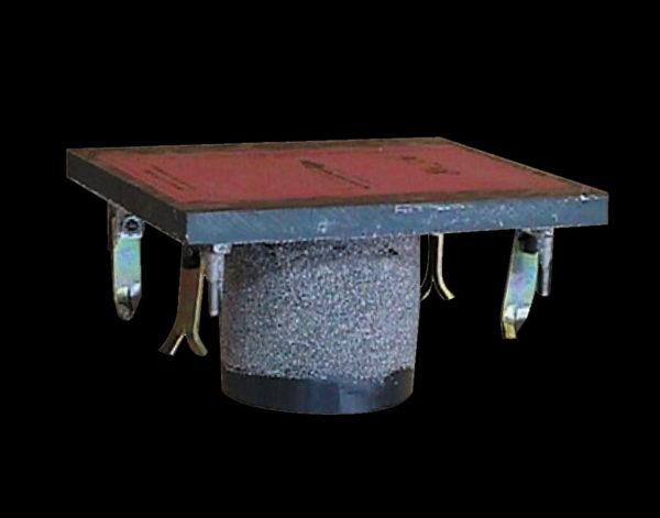 Комплект FLUVO Водяной гриб Mini, Ø2500 мм., H 1500 мм., 90 м³/ч 2