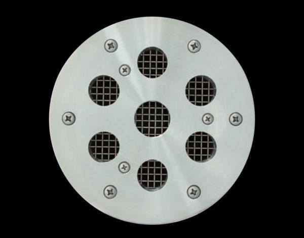 Донная гидромассажная форсунка FLUVO Forte 90, 48-60 м³/ч 1