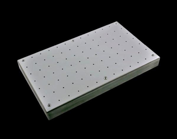 Аэромассажная система FLUVO, 750х750 мм., 175-255 м³/ч 1