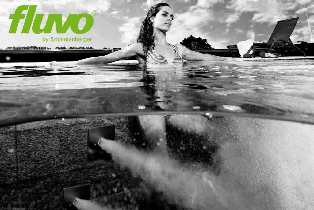 Полная релаксация в бассейне с соленой водой! 1