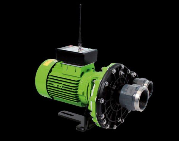Центробежный насос FLUVO тип WK с радиоуправлением 1