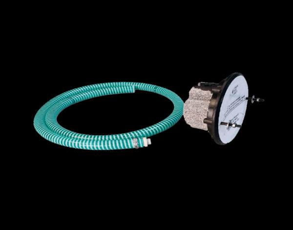 Подводные прожектора FLUVO Standart RGB, DN 170 мм. 2