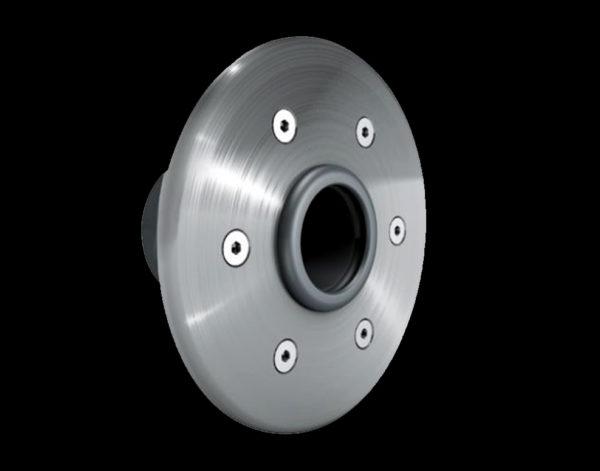 Противоточная  форсунка FLUVO karibic compact 48-60 м³/ч 1