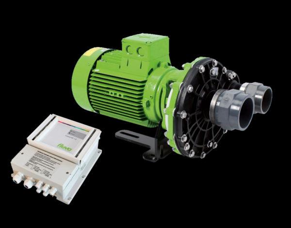 Противоточная  форсунка FLUVO karibic compact 48-60 м³/ч 7