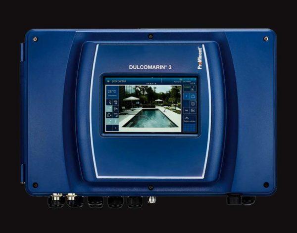 Автоматическая станция дозации BEHNCKE для общественных бассейнов 1