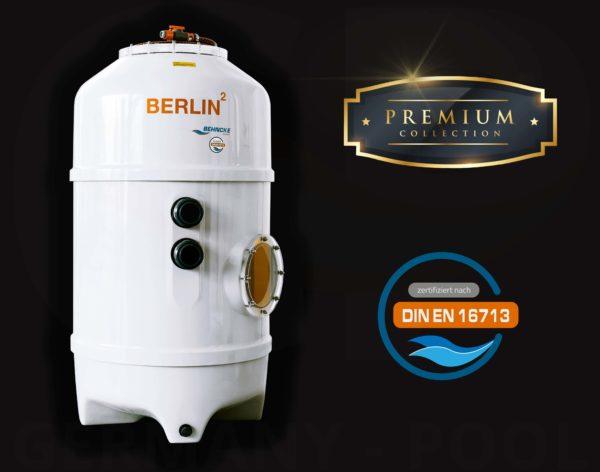 Фильтровальные бочки Behncke BERLIN 1