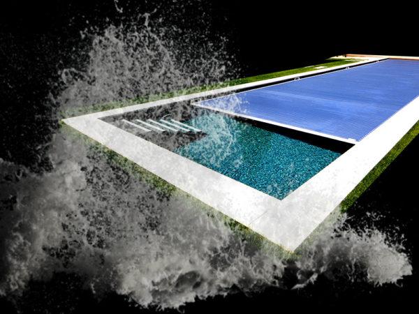 Покрытия для бассейнов GRANDO