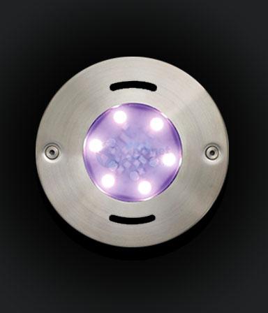 Подводное освещение FLUVO