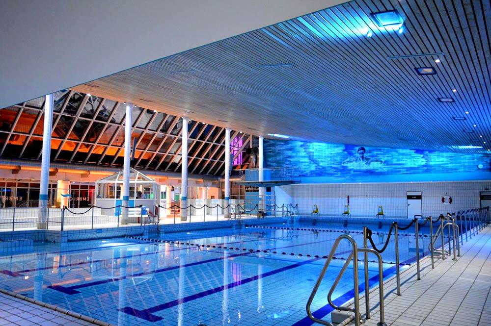 Светодиодное освещение для помещений с бассейнами 29