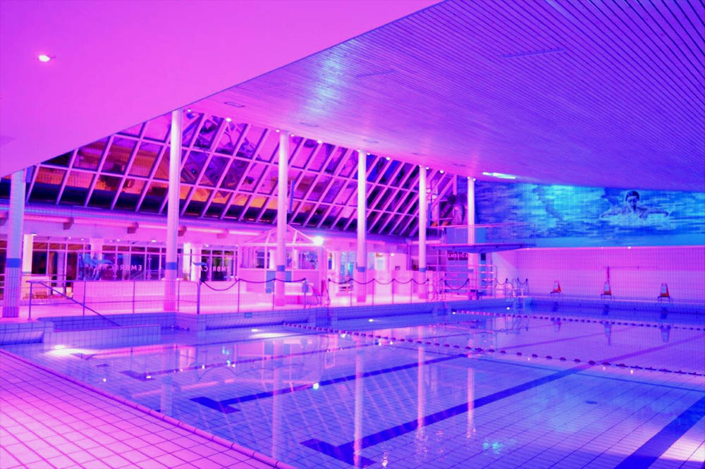 Светодиодное освещение для помещений с бассейнами 33