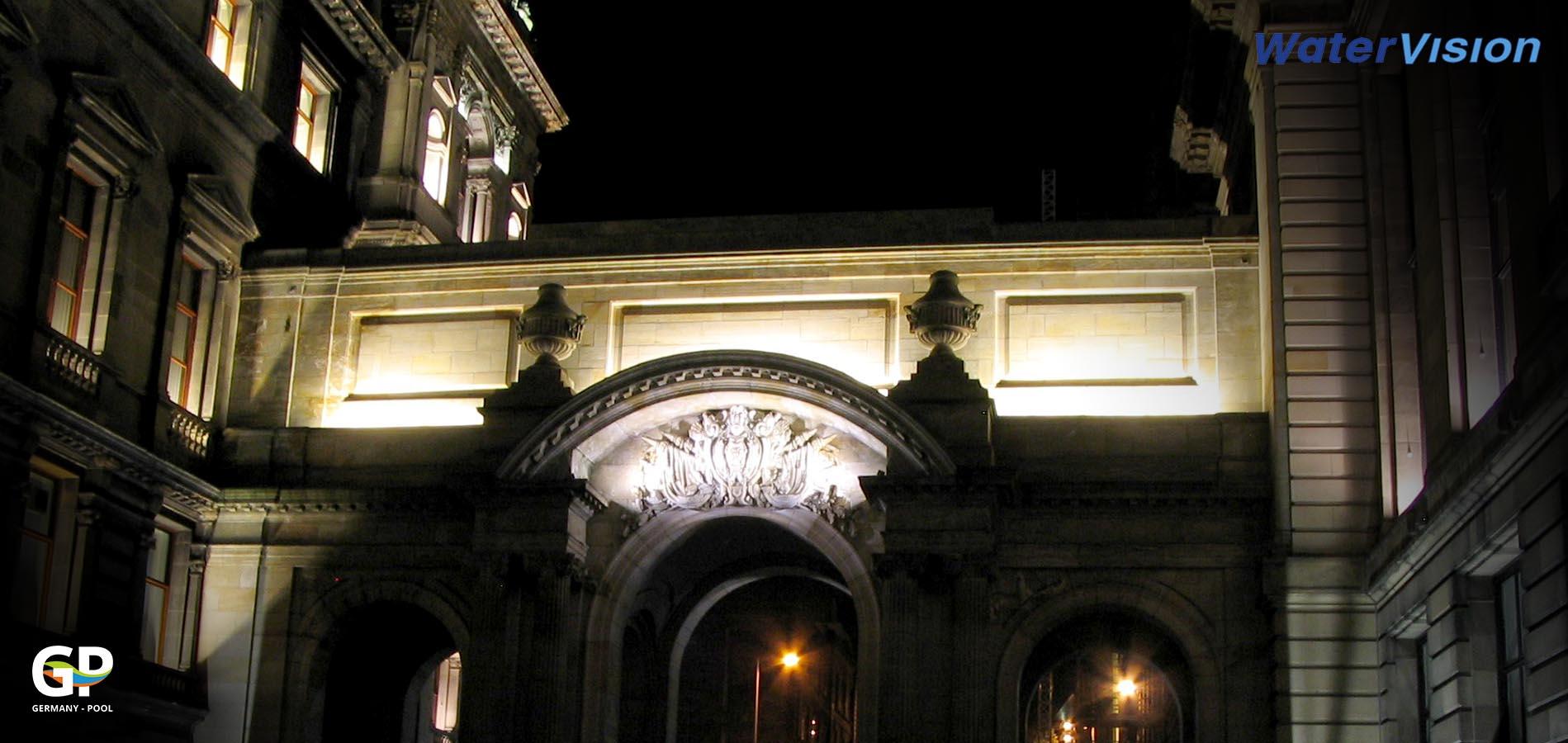 Архитектурное светодиодное освещение 4