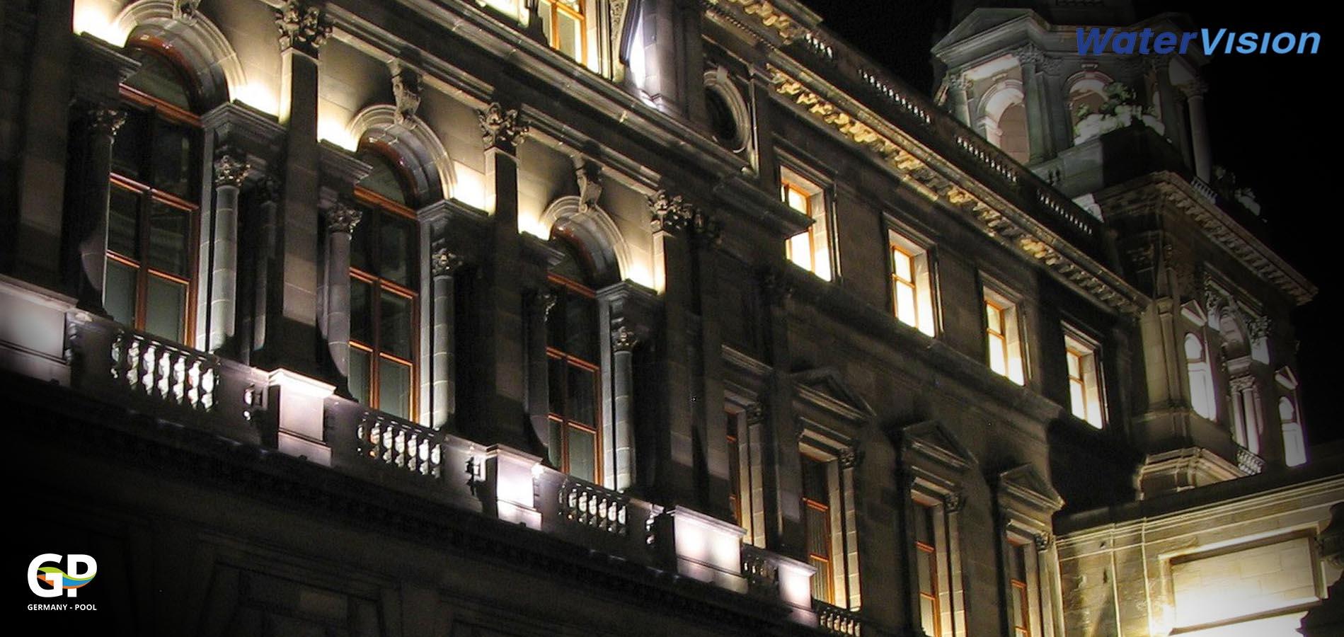Архитектурное светодиодное освещение 2