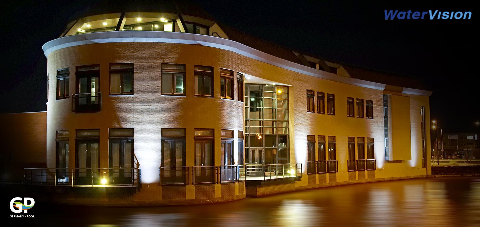 Архитектурное светодиодное освещение 12