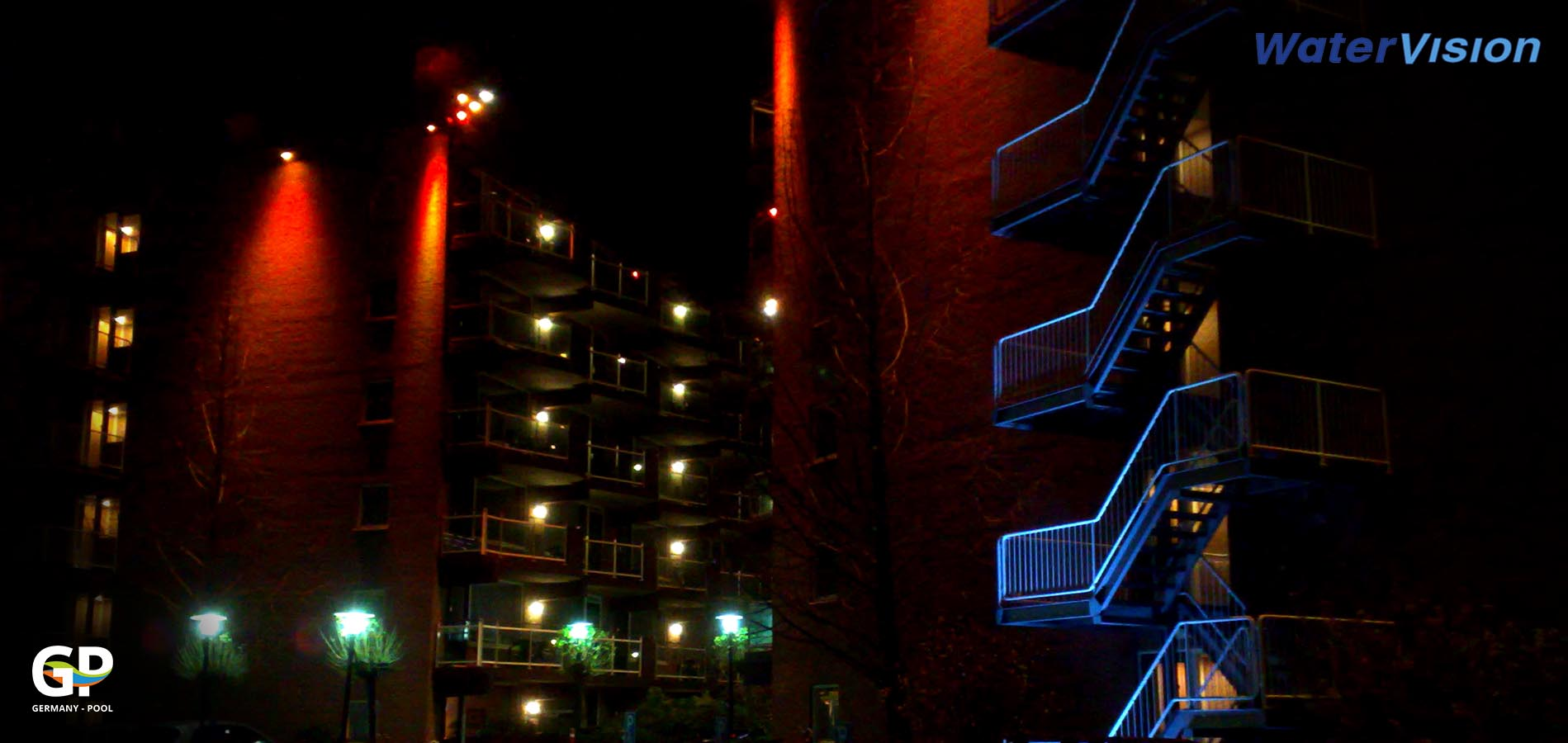 Архитектурное светодиодное освещение 6