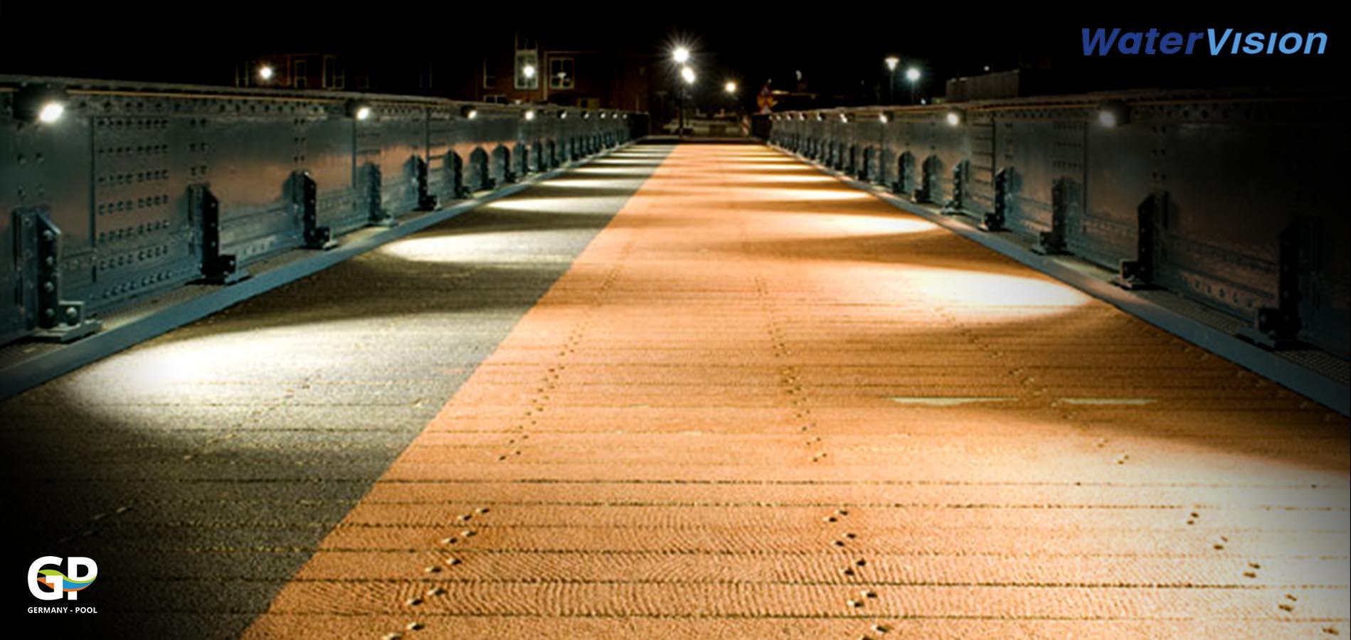 Архитектурное светодиодное освещение 9