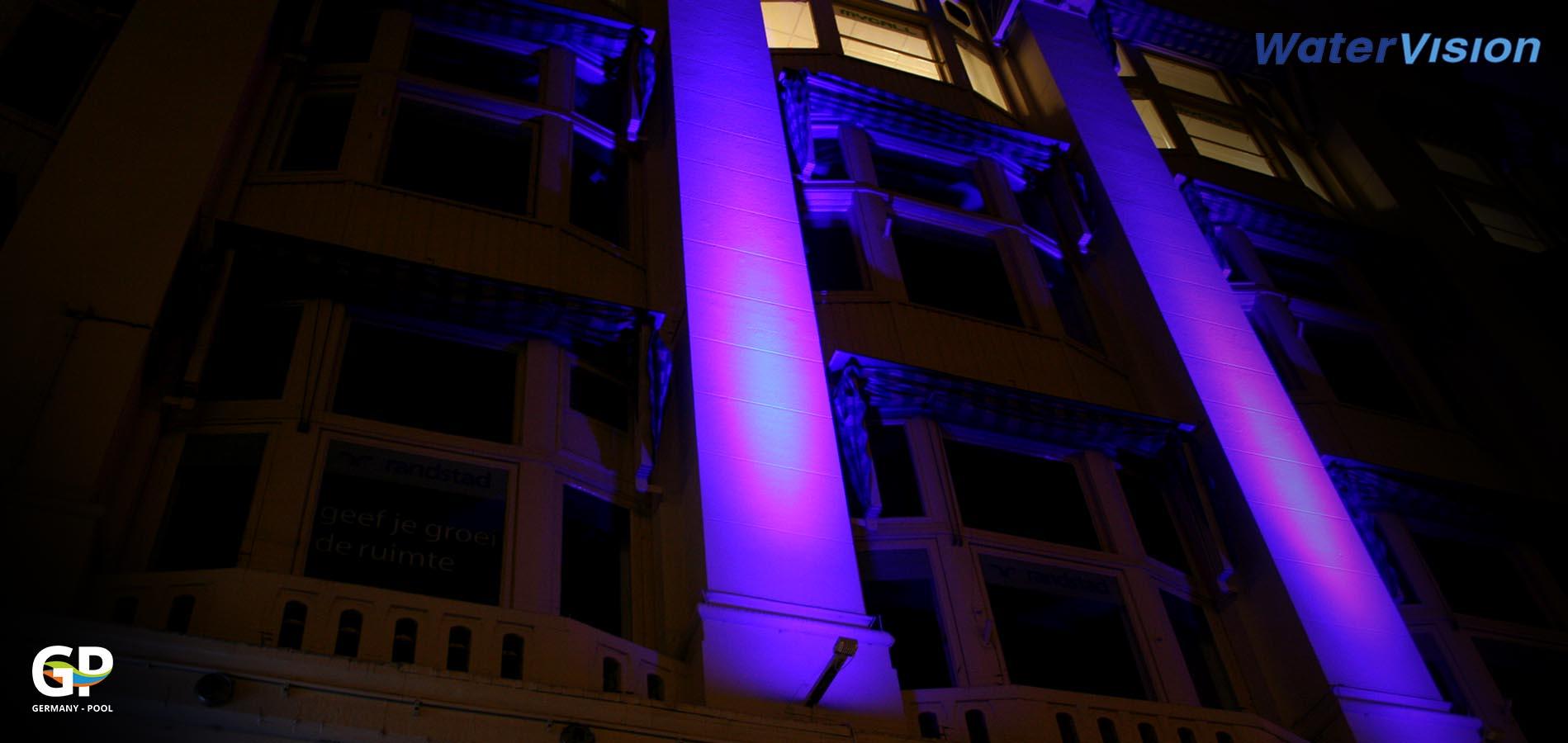Архитектурное светодиодное освещение 10