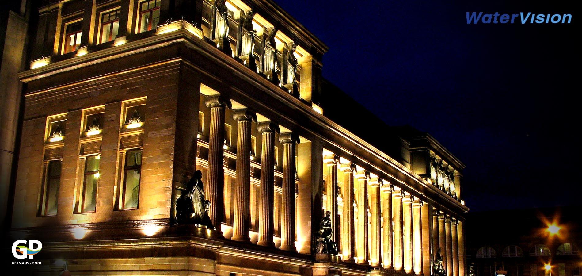 Архитектурное светодиодное освещение 1